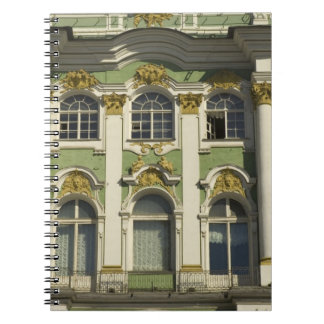 Russia. St Petersburg. Winter Palace. Hermitage Notebooks
