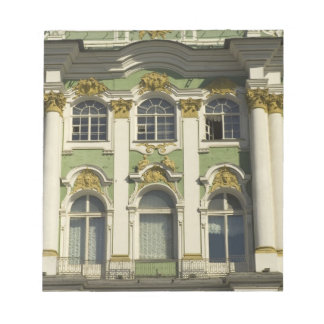 Russia. St Petersburg. Winter Palace. Hermitage Notepad