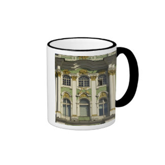 Russia. St Petersburg. Winter Palace. Hermitage Ringer Mug