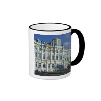 Russia St Petersburg Winter Palace The 2 Mugs