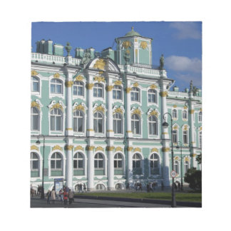 Russia, St. Petersburg, Winter Palace, The 2 Notepad
