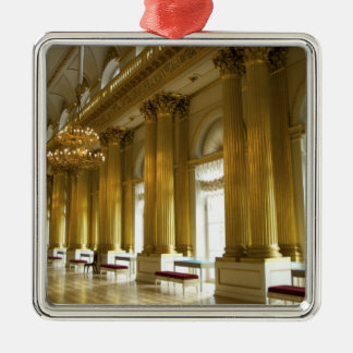Russia, St. Petersburg, Winter Palace, The 3 Christmas Ornament