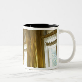 Russia, St. Petersburg, Winter Palace, The 3 Two-Tone Coffee Mug