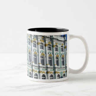 Russia, St. Petersburg, Winter Palace, The 4 Two-Tone Mug