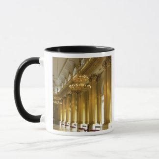 Russia, St. Petersburg, Winter Palace, The Mug
