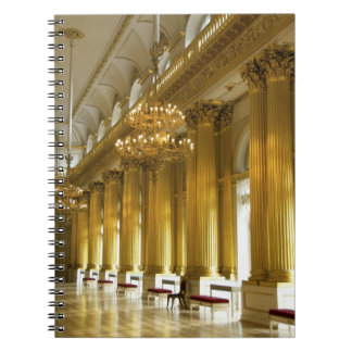 Russia, St. Petersburg, Winter Palace, The Notebook