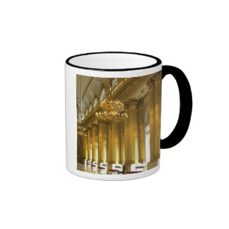 Russia, St. Petersburg, Winter Palace, The Ringer Mug