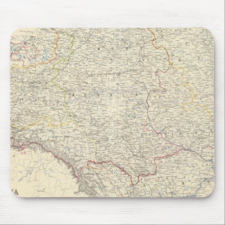 Russia SW, Poland Mouse Pad