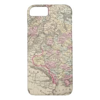 Russia, Sweden, Norway 2 iPhone 8/7 Case