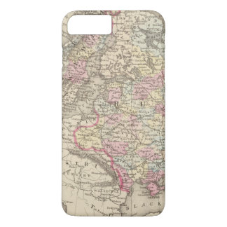 Russia, Sweden, Norway 2 iPhone 8 Plus/7 Plus Case