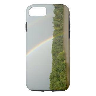Russia, Typical river views between Goritzy & iPhone 7 Case