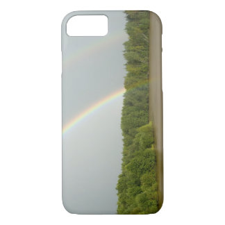 Russia, Typical river views between Goritzy & iPhone 8/7 Case