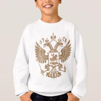 Russia Vintage Coat of Arms Sweatshirt