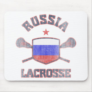 Russia-Vintage Mouse Pad