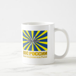 """Russian Air Force Flag"" Coffee Mug"