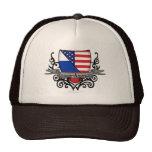 Russian-American Shield Flag Hat