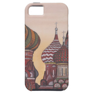 Russian Architecture iPhone 5 Cover