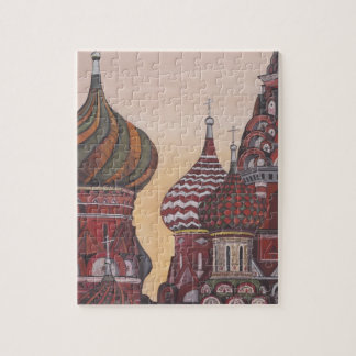 Russian Architecture Jigsaw Puzzle