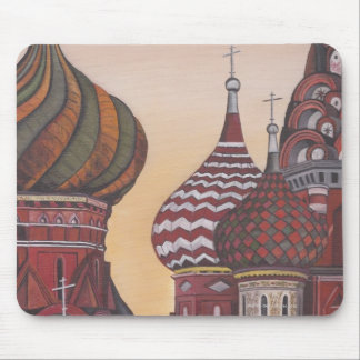 Russian Architecture Mouse Mat
