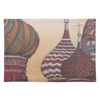Russian Architecture Placemat