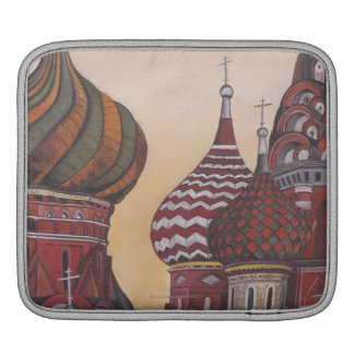 Russian Architecture Sleeves For iPads