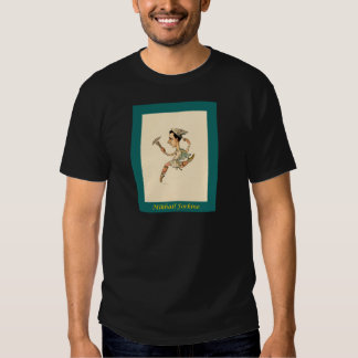 Russian Ballet Caricature ~ Mikhail Fokine Tees