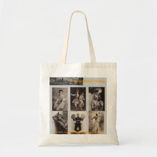 Russian Ballet History Tote
