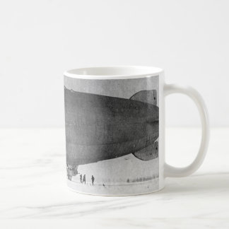 russian blimp coffee mug