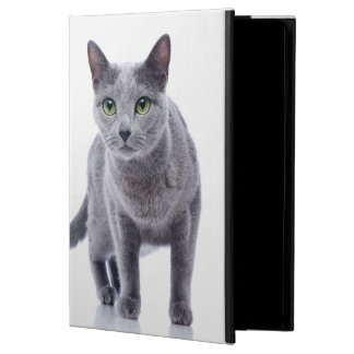 Russian Blue Cat iPad Air Case