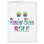 Russian Blues Rule