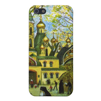 Russian Church Phone Case Case For iPhone 5/5S