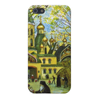 Russian Church Phone Case iPhone 5/5S Cover