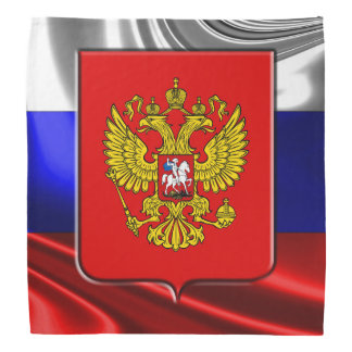 Russian Coat of arms Bandana