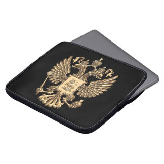 Russian Coat of arms Computer Sleeve