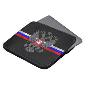 Russian Coat of arms Computer Sleeves