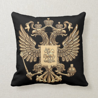 Russian Coat of arms Cushion
