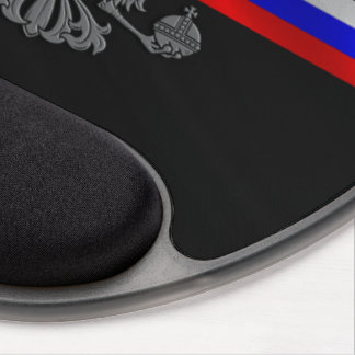 Russian Coat of arms Gel Mouse Mat