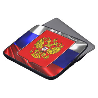 Russian Coat of arms Laptop Computer Sleeve