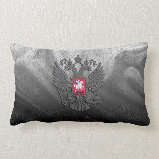 Russian Coat of arms Lumbar Cushion