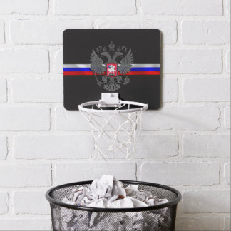 Russian Coat of arms Mini Basketball Hoop