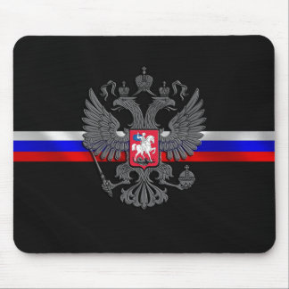 Russian Coat of arms Mouse Mat