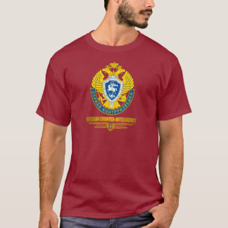 Russian Counter-Intelligence Shirts