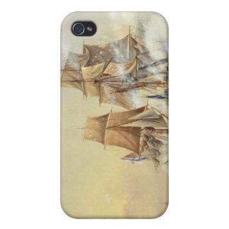 Russian Cutter Mercury iPhone 4 Cover