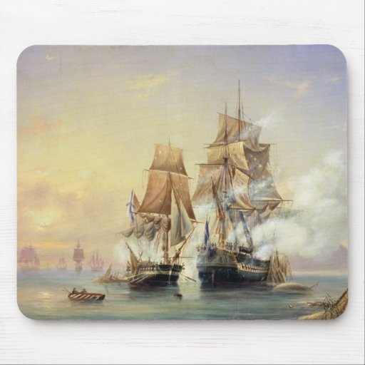 Russian Cutter Mercury Mouse Pads