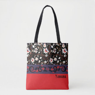 Russian Design Tote Bag