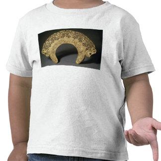 Russian diadem with filigree work tee shirts