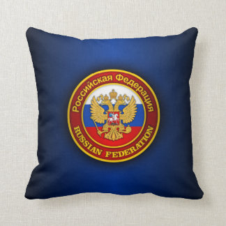 Russian Emblem Cushion