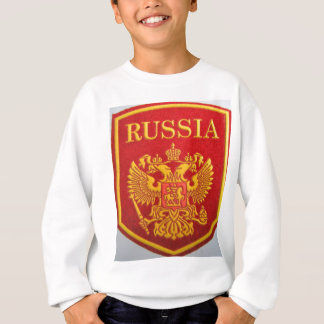 russian emblem george and dragon sweatshirt