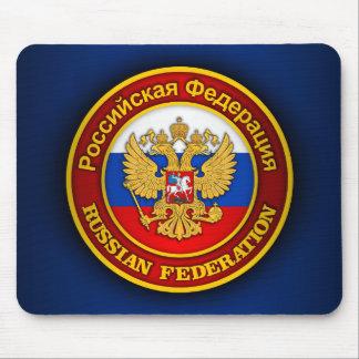 Russian Emblem Mouse Mat