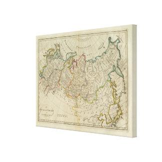 Russian Empire 5 Canvas Print